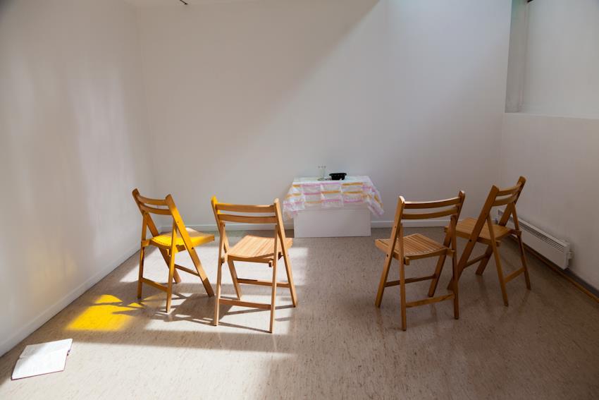 Foto: Monica Svorstøl / Trøndelag senter for samtidskunst